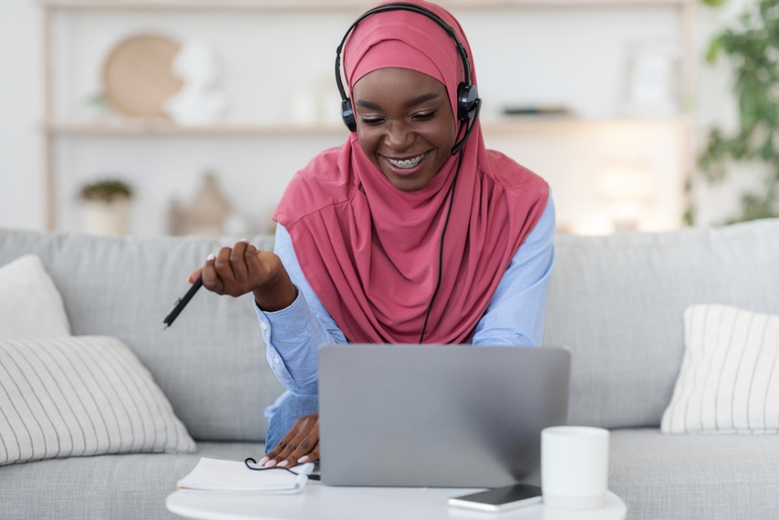 Advice for motivating WFH call center agents